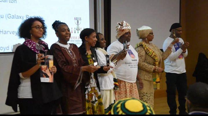 NABSS 10th Anniversary 2017 Award Winner