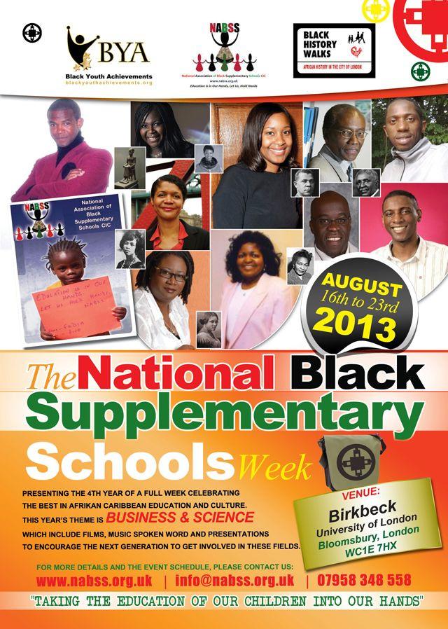 NABSS Week 2013