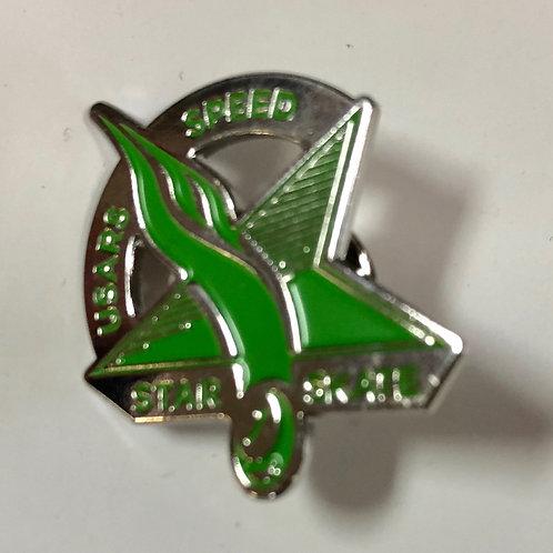 Star Skate Speed Pin - Level 1