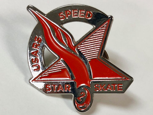 Star Skate Speed Pin Level 2