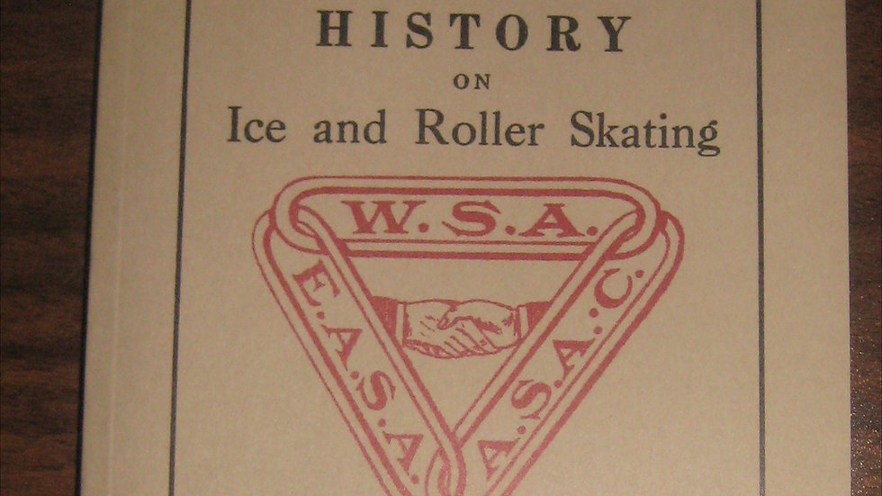Skater's History on Ice and Roller Skating