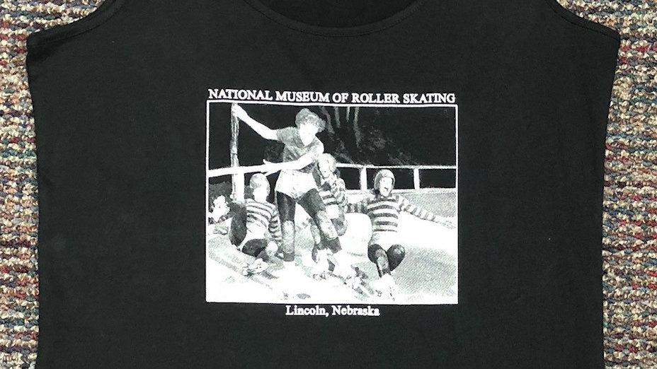 BK Sleeveless Roller Derby Shirt