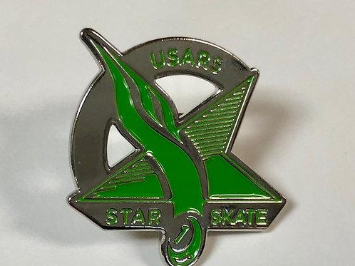 Star Skate Basic Pin level 1