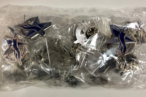 Star Skate Figure Pins Level 3 (Pack of 25)
