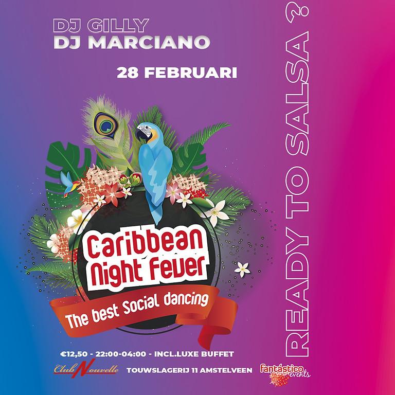 Caribbean Night Fever