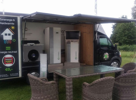 Warmtebelang op de Midsummer Tuinfair in Hem
