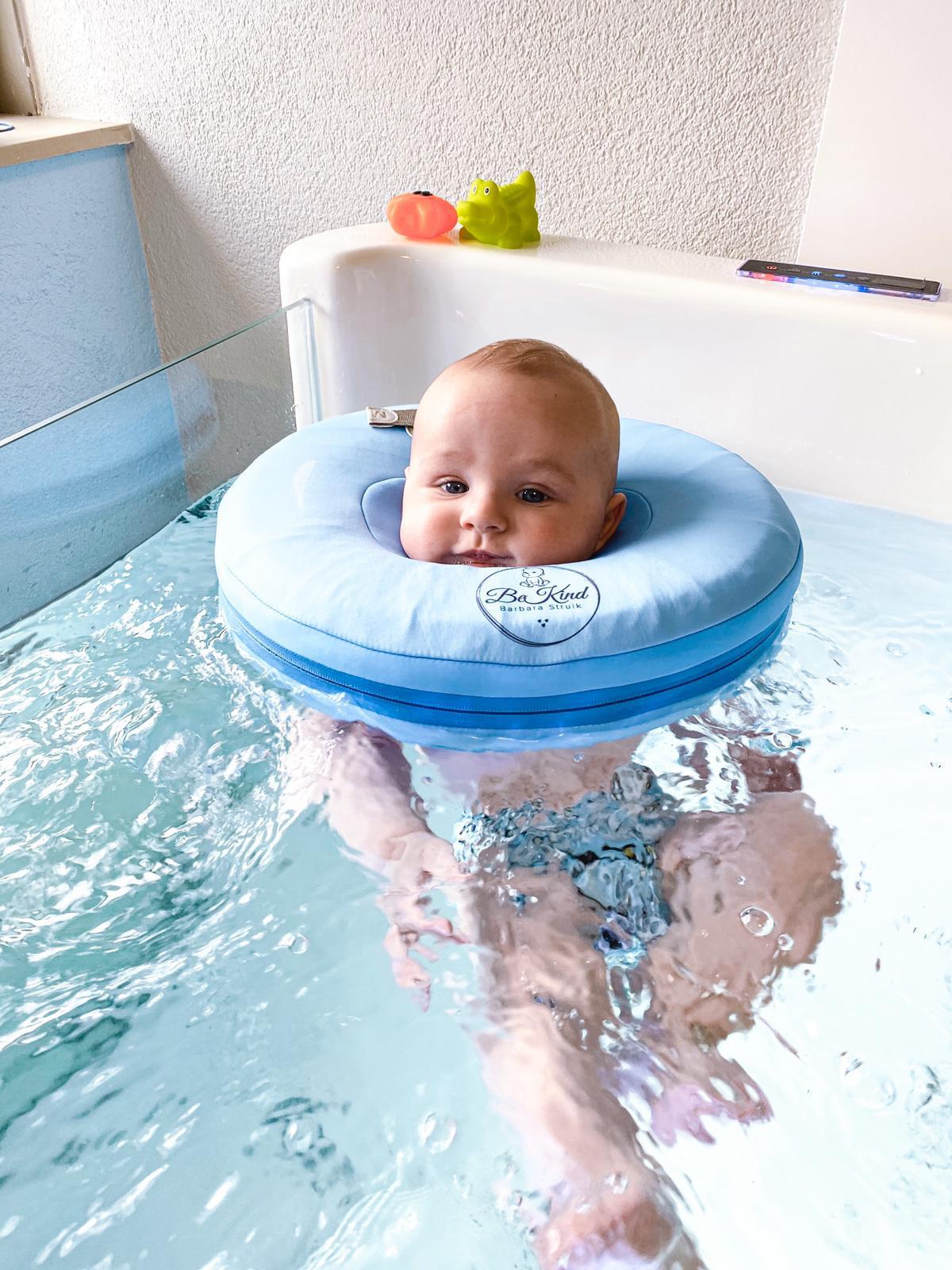 Floaten + massage (14 dagen-9 maanden)