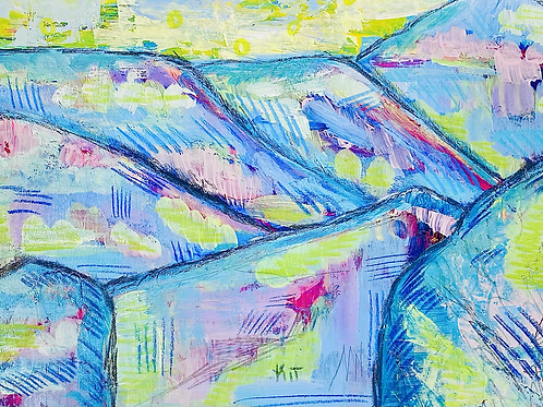 Patch Work Mountains