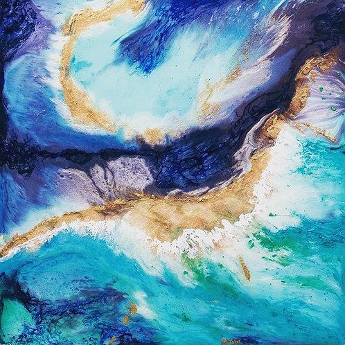 Great Brrier Reef- print