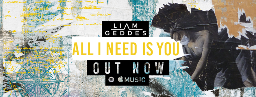 All i need is you cover photo out now.pn