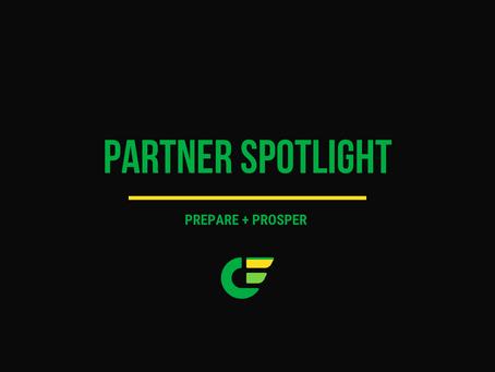 October Partner Spotlight: Prepare + Prosper