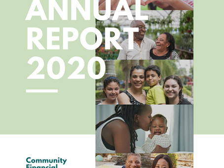 Announcing the 2020 Annual Report