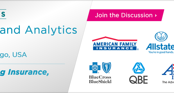 Insurance AI and Analytics USA Sample Delegate List Released: Allstate, AIG, QBE, Desjardins and Mor