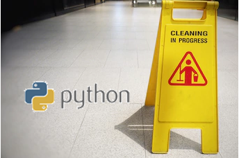 Data cleaning - Process - Python