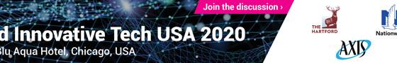 Insurance AI and Innovative Tech USA 2020 - Announcement