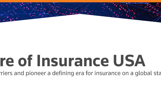 Reuters Events release Full Agenda for The Future of Insurance USA (Nov 16-18, 2020)