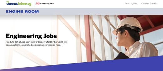Engineering job openings in Singapore