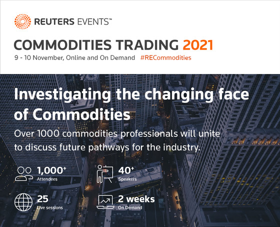 Reuters Events Commodities Trading 2021
