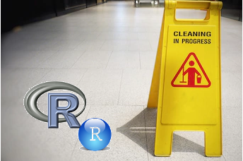 Data cleaning - Process - R