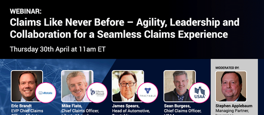 Claims Like Never Before – Agility, Leadership and Collaboration for a Seamless Claims Experience
