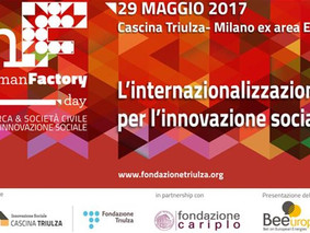 SHARING CITIES ALL' HUMAN FACTORY DAY IN CASCINA TRIULZA