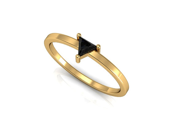 Black Trillion Ring