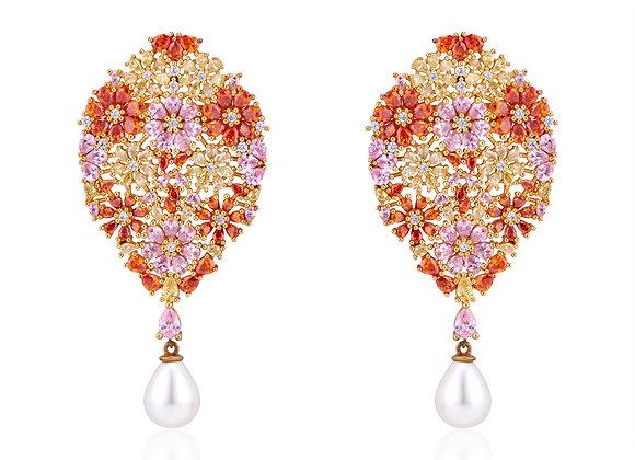 Floral Bliss Earrings