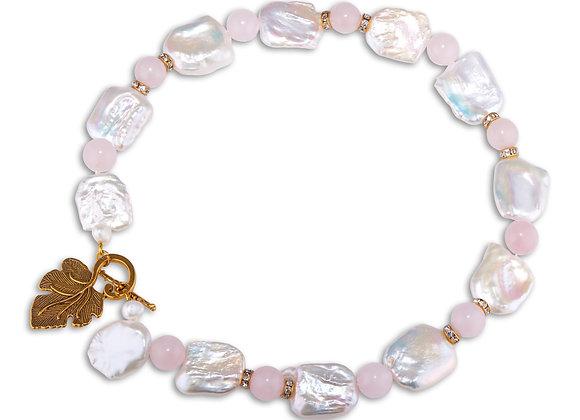 Nugget Pearls Necklace