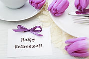 happy-retirement-message-table-setting-p
