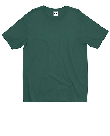 Accent tee - green