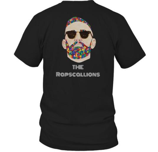 Rapscallions Fan T