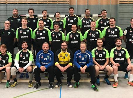 Herren 2: HSG  Dittigheim/Tauberbischofsheim 2 - HSG BWB 2 28:23 (16:11)