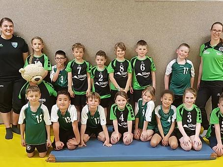 F-Jugend: Abschlussbericht Saison 2019/2020