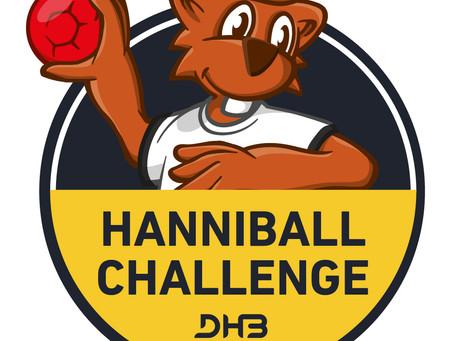 DHB Hanniball-Challenge – Stauferbären üben wie die Großen