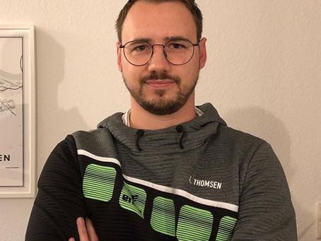 Spielerportrait Herren 1: Lars Thomsen
