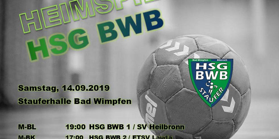 Herren 1 : SV Heilbronn