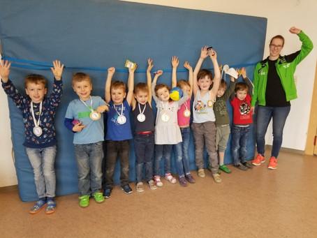 """""""Ballsport im Kindergarten"""""""
