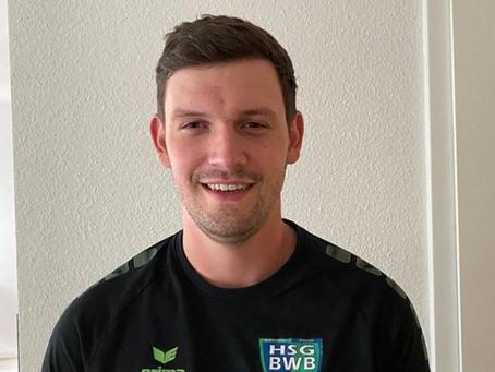 Spielerportrait Herren 1: Sebastian Ader