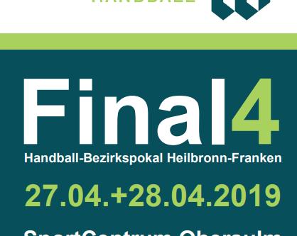 FINAL4 - Handball-Bezirkspokal Heilbronn-Franken