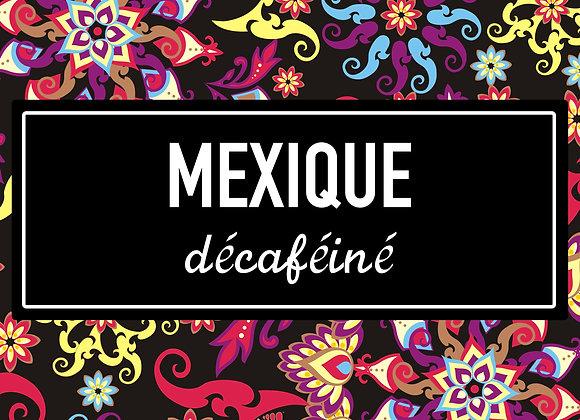 Mexique, Décaféiné