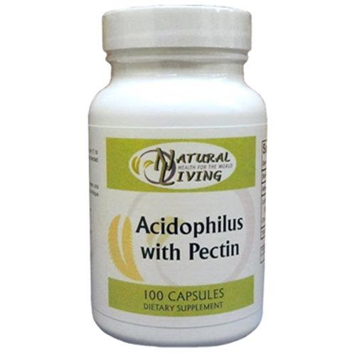 Acidophilus con Pectina (100 Cps)