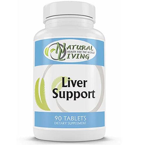 Liver Support Formula (90 Tbs)