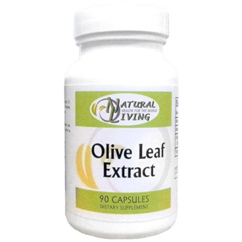 Hoja de Olivo - Olive Leaf (90 Cps)