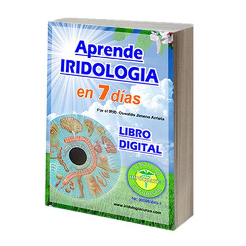 Aprende Iridología en 7 Días :: Libro Digital