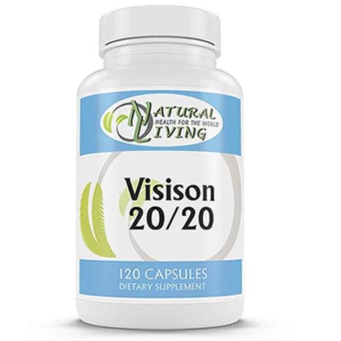 Vision 20/20 Formula (120 Cps)