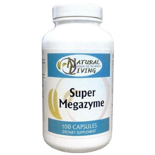 Super Megazyme Formula (100 Cps)