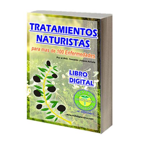 Tratamientos Naturistas para más de 100 Enfermedades :: Libro Digital