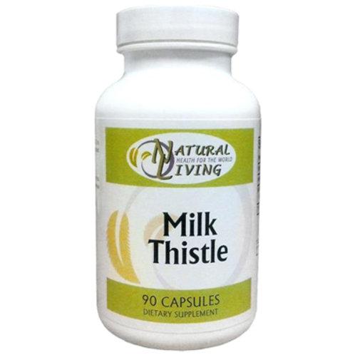 Cardo Mariano  - Milk Thistle (90 Cps)