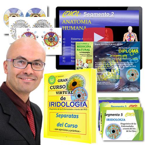 Diplomado Virtual en Iridología