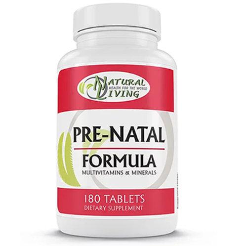 Prenatal Formula (180 Tbs)